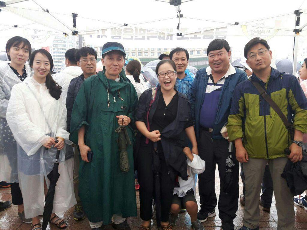 8.15 통일위 범국민 평화행동 참가7