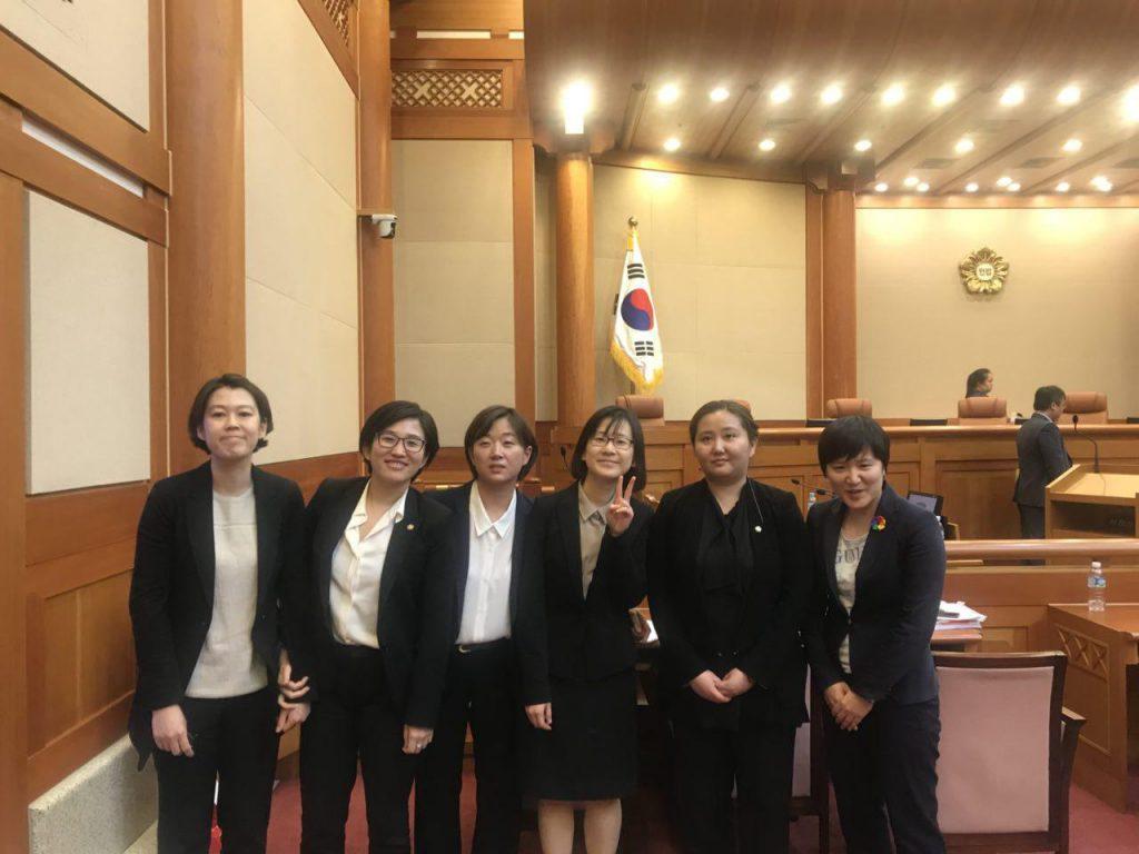 0524 여성위 낙태죄 위헌소원 대리인단_헌법재판 공개변론